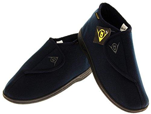 Footwear Studio , Chaussons pour homme Bleu Marine