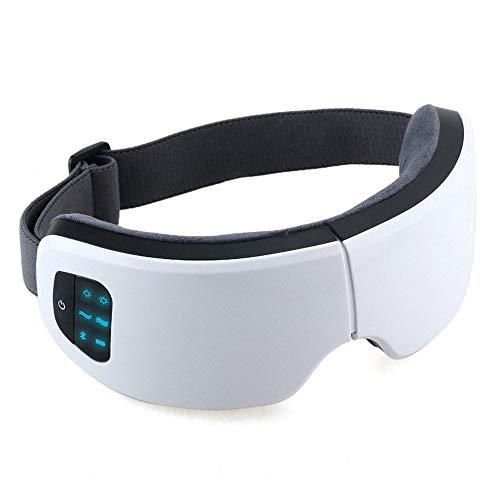 Augen-Massager-Drahtloses Elektrisches Augen-Masken-Massagegerät Für Augen-Ermüdung Nacht Und Nacht Myopie-Thermische Erschütterungs-Luft-Kompressions-Bluetooth Musik-Lange Ausdauer