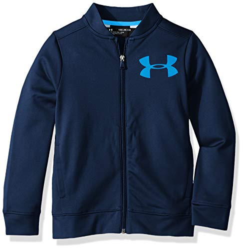 newest a4062 5e1ae Under Armour Boys  Pennant Jacket 2.0 Warm-up Top, Academy Blue Circuit
