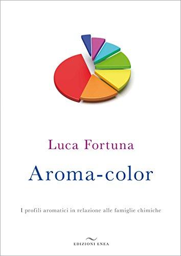 Aroma-color. i profili aromatici in relazione alla famiglie chimiche
