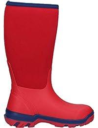 GRUB'S® Hightech-Stiefel - Gummistiefel Frostline 5.0, Größe 37, Farbe: braun