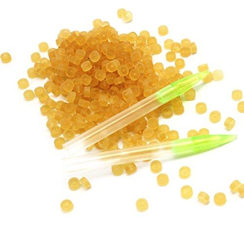 Jerome10Dan 1000pcs Rubbers Ringe Refill + 3 Quick Refill Werkzeuge für Erwachsene Kinder Sommer Wasser Ball Spiel