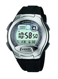 Casio Reloj Digital para Hombre de Cuarzo con Correa en Resina W-752-1AVES (B000L6FDNC) | Amazon price tracker / tracking, Amazon price history charts, Amazon price watches, Amazon price drop alerts