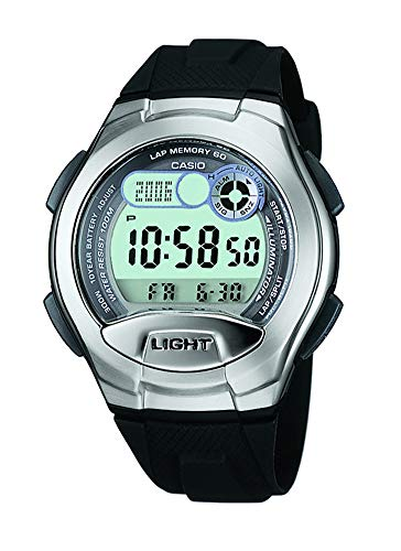 Casio Collection Unisex Armbanduhr W-752-1AVES