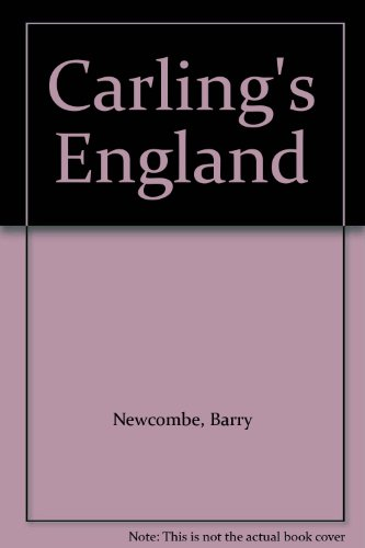 Carling's England por Barry Newcombe