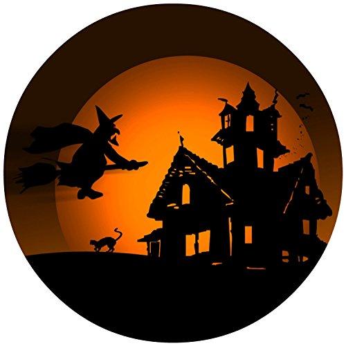 Tortenaufleger Tortenfoto Aufleger Foto Bild Halloween rund ca. 20 cm (4) *NEU*OVP*
