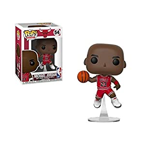 Funko Pop Michael Jordan haciendo mate (NBA 54) Funko Pop NBA