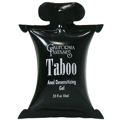 Taboo Anal...