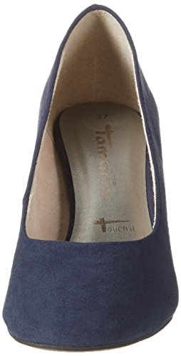 Tamaris Damen 22458 Pumps Blau (NAVY 805)