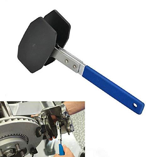 Digital-körperfett-bremssattel (Vaycally CT2590 Rechtsgewinde-Bremssattel-Kolbenwerkzeug - schwarzer Ratschentyp-Bremssattel-Presskolben-Spreizer LAS6743 6743)