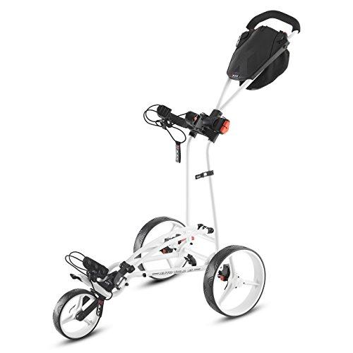 """Big Max Golftrolley Push """"Autofold FF"""" weiss (100) 0"""