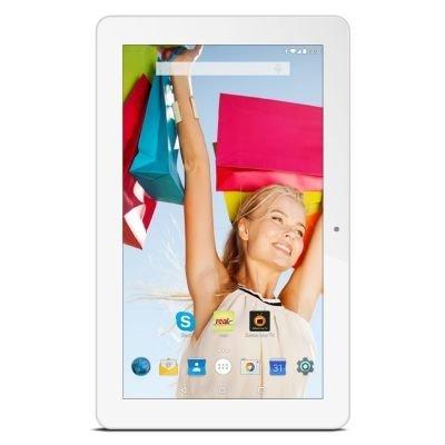 Odys – Rise 10 Quad Tablet-PC, White Edition, Bildschirm: 25,6 cm (10,1 Zoll), Auflösung: 1024 x 600 Pixel, Arbeitsspeicher: 16 GB, Speicher: 1 GB, System: Android 5.1