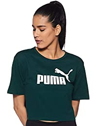 884559676bc Puma Women's Tops Online: Buy Puma Women's Tops at Best Prices in ...