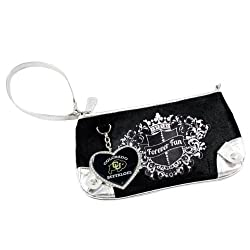 NCAA Colorado Buffaloes Sport Luxe Fan Wristlet