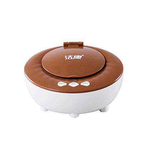 SUN LL Kontakt Linsenreiniger Ultraschall-Kontaktlinsen-Reinigungsmaschine Mini-Typ tragbar Ultrasonic cleaner ( Color : C )
