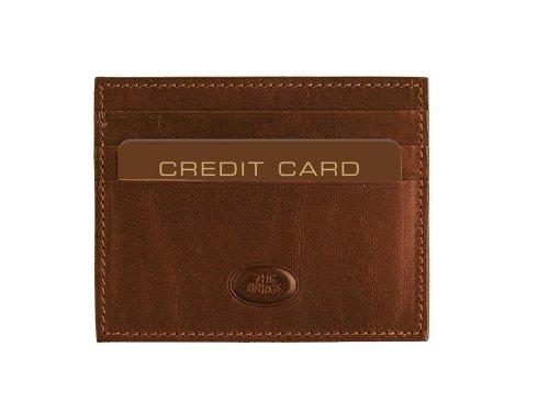 The Bridge Porta carte di credito 01221101-14 Marrone