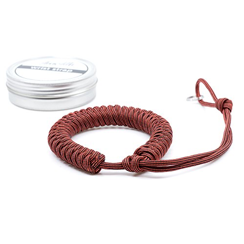 Amolith Kamera-Handschlaufe (Wine Red) AML-8445