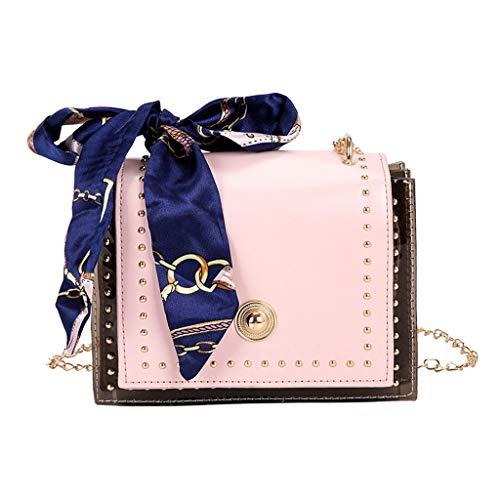 Deluxe-greifer (Mitlfuny handbemalte Ledertasche, Schultertasche, Geschenk, Handgefertigte Tasche,Mode Dame Retro Seidenschal transluzente vielseitige Umhängetasche Messenger Bag)