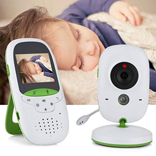 HS-ZM-02 Baby Monitor, Monitor Video Digitale, Videocamera Wireless, Dispositivo di Cura del Bambino