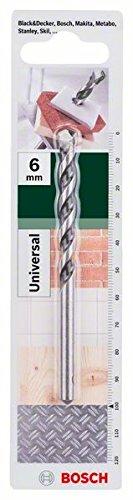 Bosch Mehrzweckbohrer (Ø 6 mm)