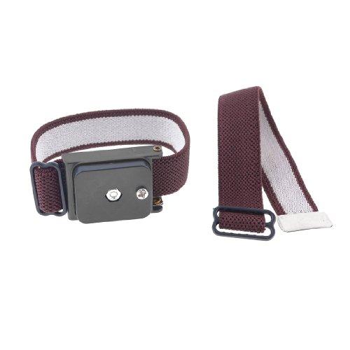 sans-fil-sans-fil-rouge-anti-statique-esd-decharge-bracelet-poignet-sangle