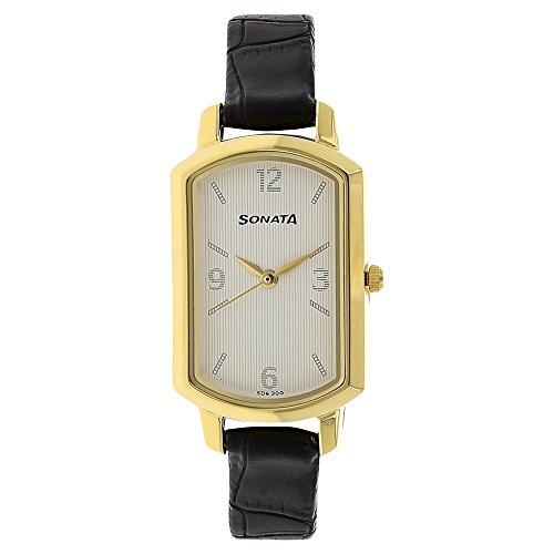 Sonata 8139YL01  Analog Watch For Unisex