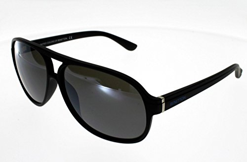 BENETTON Sonnenbrille 935S-01 (60 mm) schwarz