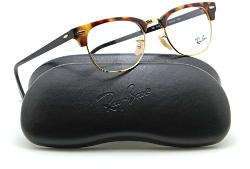 Ray-Ban RX5154 Clubmaster Optics Prescription Glasses 5494 - 49
