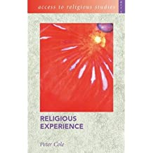 [(Religious Experience)] [ Selected by Peter Cole ] [December, 2005]