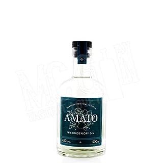 Amato Gin Wiesbaden Dry Gin (1 x 0.5 l)