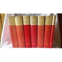 Wladimir Iljitsch Lenin: W. I. Lenin - Ausgewählte Werke in 6 Bänden (Band 1 bis 6)