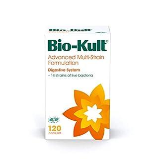 Bio-Kult Advanced Multi-Strain Bacterial Culture Formulation - Pack of 120 Capsules