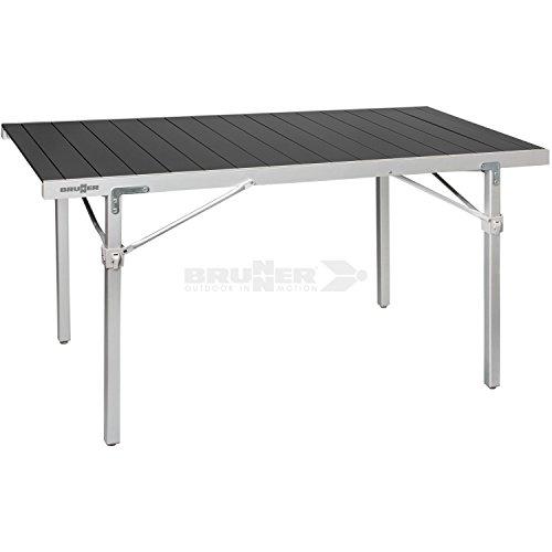 Brunner tavolo quadra 6 antracite