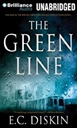 [{ The Green Line By Diskin, E C ( Author ) Jun - 01- 2014 ( MP3 CD ) } ]