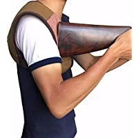 No Logo LSB-Caza, Tourbon Pistola Culata Retroceso Shiled Escopeta del Rifle del Hombro de Disparo de protección del cojín de Caza Accesorios Pistola