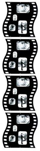 Raumteiler Foto ' Filmstreifen ' für 16 Fotos