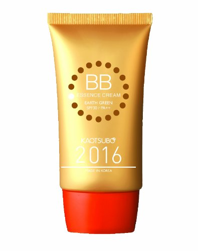 Kaotsubo Cosmetics BB Cream 30g -2016 Earth Green