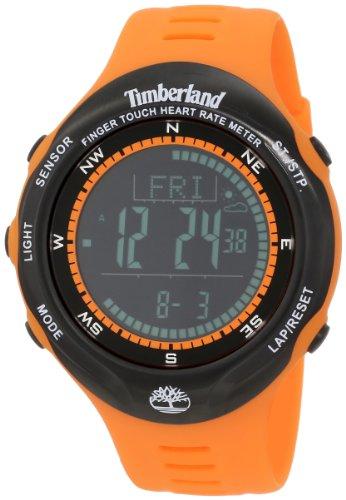 Timberland 13386JPOB_02 - Reloj de Pulsera Unisex, Plástico, Color Naranja