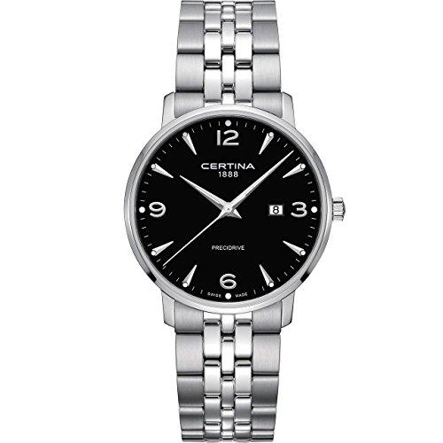 Certina DS Caimano Reloj de hombre cuarzo 39mm C035.410.11.057.00