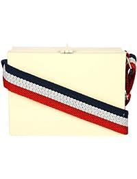 Little Surprise Box Girls' Sling Bag (Off-White)