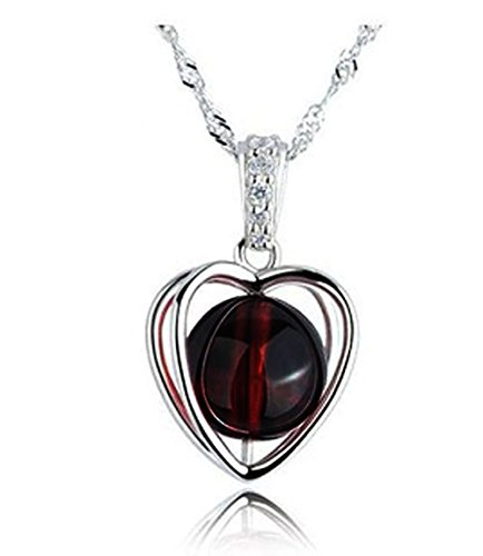 lily-jewelry-shining-silver-plated-lucky-rotated-love-heart-beauty-garnet-necklace-for-women