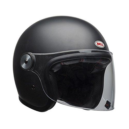 BELL 7084460 Casque, Graphique Solid Noir Matte, Taille XL