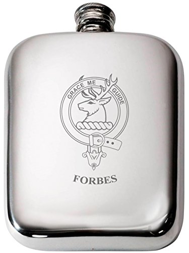 forbes-scottish-clan-crest-name-pewter-hip-flask-6oz