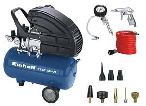Einhell Kompressor-Set, BT-AC 230/24 Kit