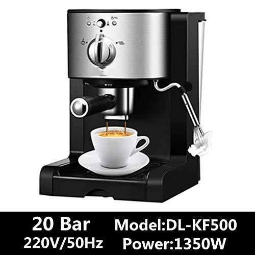 INEP Expresso et Cappuccino Machine Espresso Machine à Capsules Semi-automatiques consommation et commerciaux de Trois en Une Machine à café Automatique Pompe Traditionnelle Machine à café