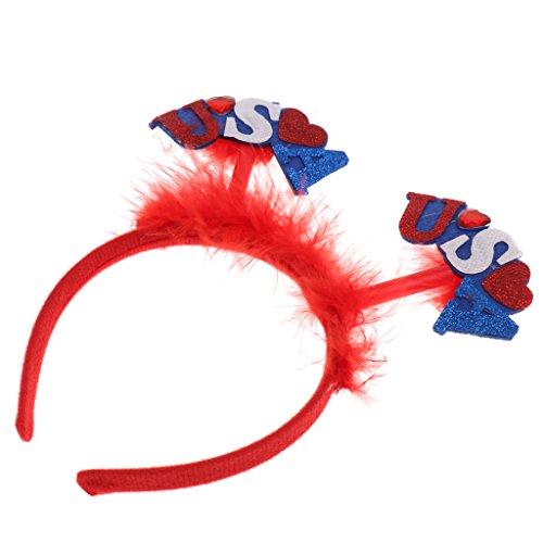 MagiDeal Geburtstags Stirnband kostüm Party Abendkleid Kinder Kopfstück