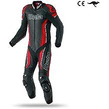 Bela Mono de Moto Rocket Mix Kangaroo 1 pieza Negro/rojo / antracita trajes de