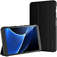 JETech Case for Samsung Galaxy Tab A 10.1 2016 (SM-T580 / T585), Smart Cover with Auto Sleep/Wake (Black)