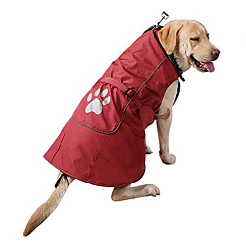 YAMEIJIA Dog Coat Sweatshirt Dog Clothes Solid Colored Nylon Corduroy Kostüm für Pets Casual/Daily Fashion - Corduroy Kostüm