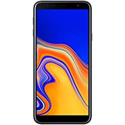 Samsung Galaxy J4 Plus Smartphone débloqué 4G (ecran: 6 Pouces - 32 Go -Nano -Double SIM - Android) Noir